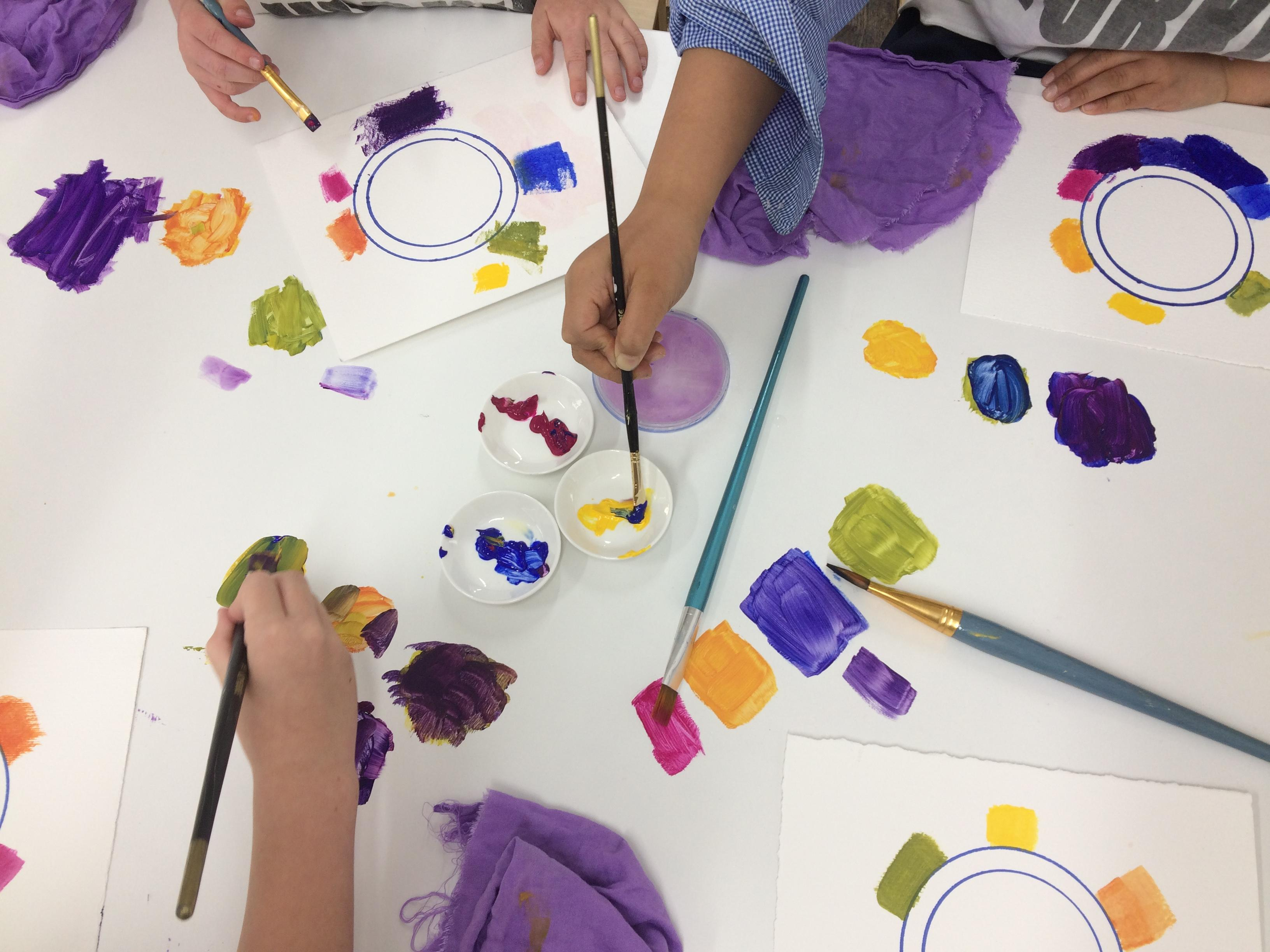 Adult Course: Painting Art Classes | €160 | 6 week on-going course