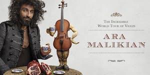 Ara Malikian en Arrecife. La Increíble Gira Mundial de...