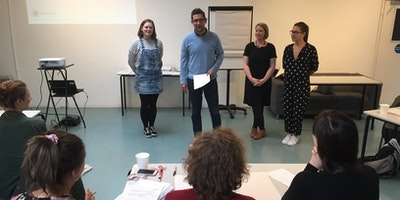Youth Arts Management 6 Day Accredited Course