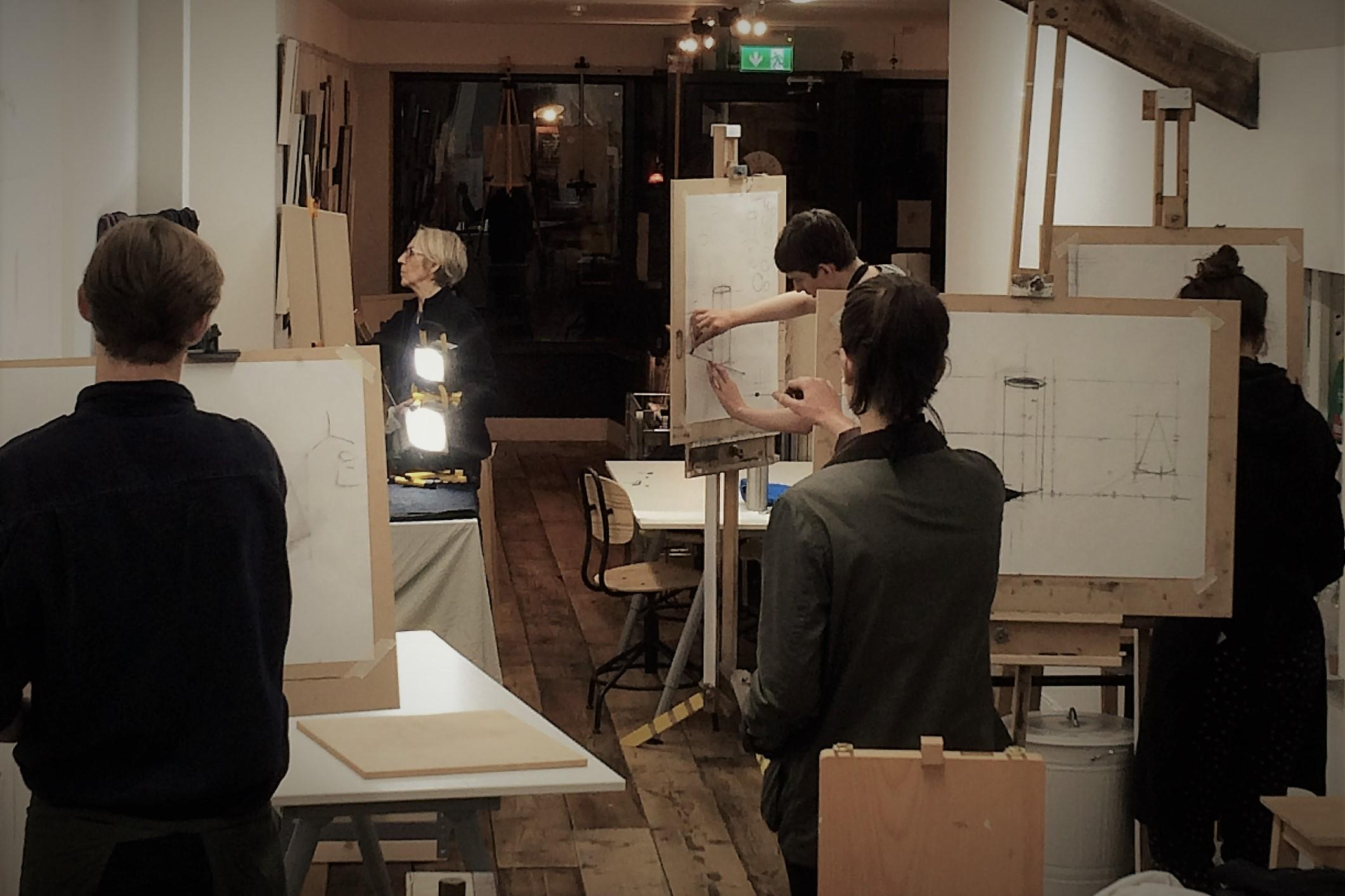 Adult Course: Drawing Art Classes| €160| 6 week on-going course