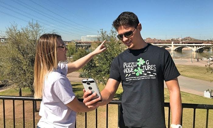 One Team Scavenger Hunt Adventure: Fort Worth