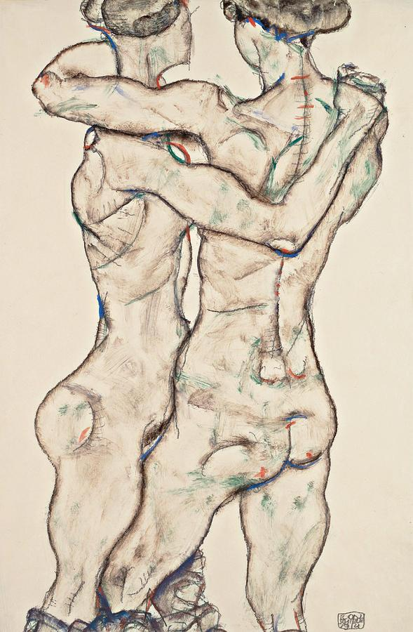 2-Day Life Drawing Workshop - Egon Schiele theme