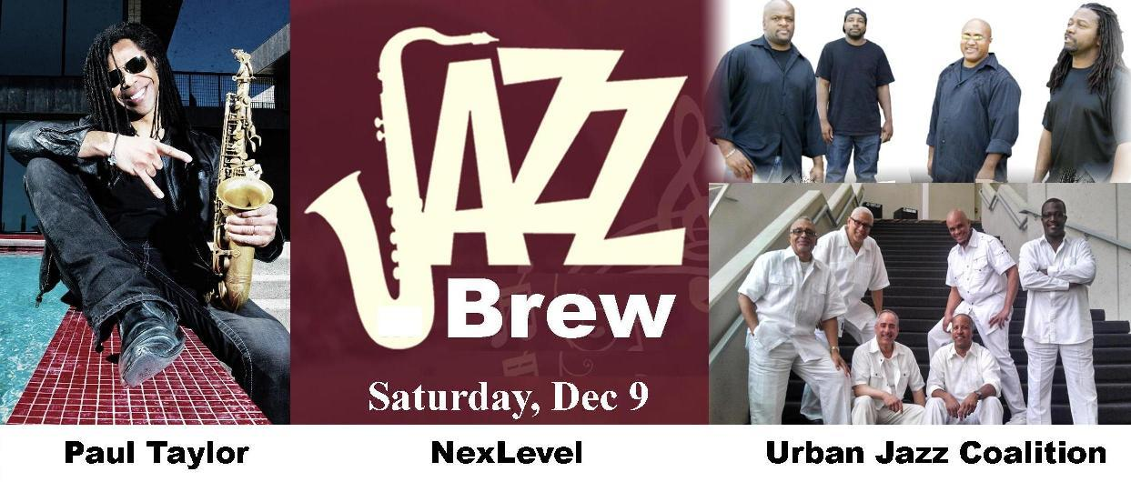 Paul Taylor Wsax 3rd Annual Jazz Brew Fundraiser | Whitehall, OH | Walter Armes Learning Center Auditorium | December 9, 2017