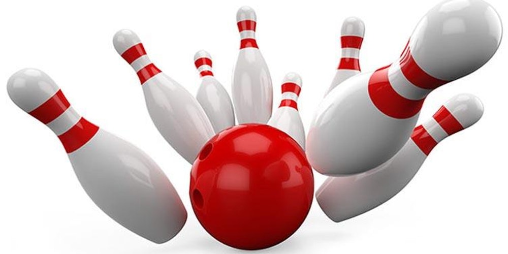 Pi ten pin bowling evening tickets tue 28 nov 2017 at 19 for Decoration quille de bowling