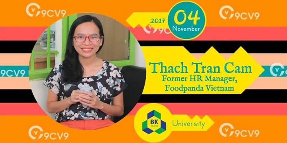 Pathway to a Dream Job by Ms. Thach, Ex HR Manager-Foodpanda VN