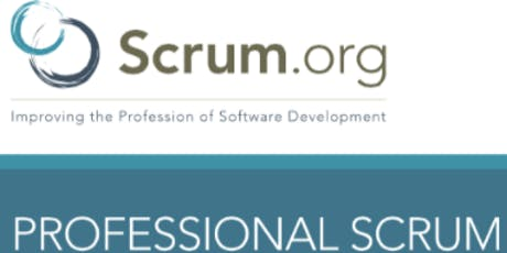 Official certified training course by a Scrum.org PST - Professional Scrum Master - start PSM I, II & III certification journey with an active practitioner tickets