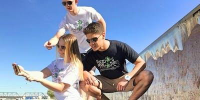 One Team Scavenger Hunt Adventure: Huntington Beach