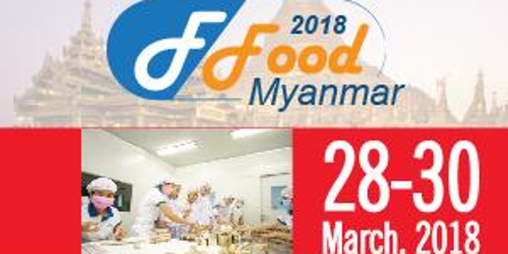 Functional Food Expo Myanmar 2018