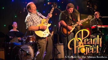 Allman Brothers Tribute: The Peach Project