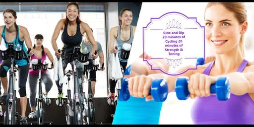 THURSDAY 6pm Ride & Rip (Cycling & Strength)
