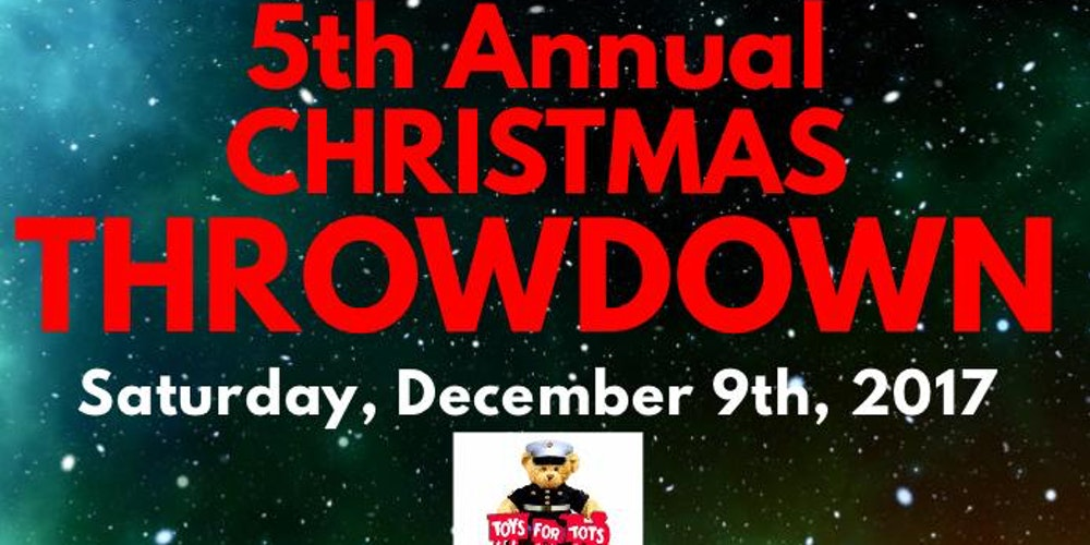 Toys For Tots 2017 Centurylink Seattle : South seattle crossfit th annual christmas throwdown