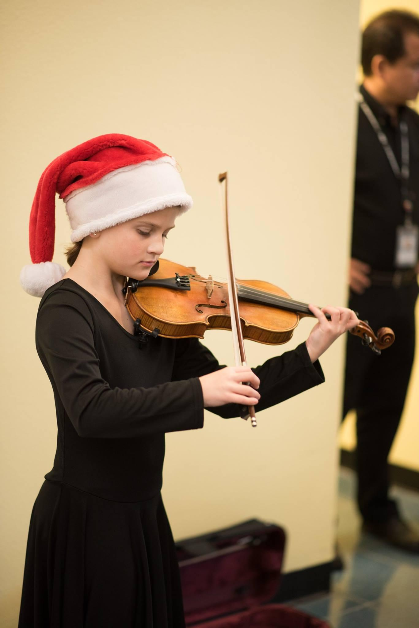 Fort Worth Youth Orchestra Holiday Concert   Fort Worth, TX   TCU's Ed Landreth Auditorium   December 10, 2017