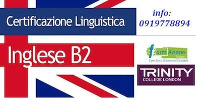 CORSI DI LINGUA INGLESE LIVELLO B1 E B2