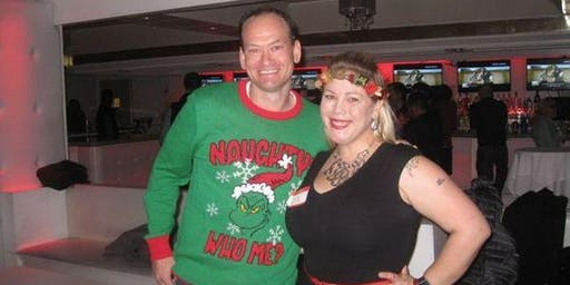Ugly Sweater Competition Party