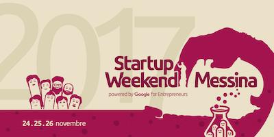 Startup Weekend Messina 2017