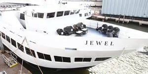 THANKSGIVING EVE YACHT PARTY ( JEWEL YACHT ) WED NOV...