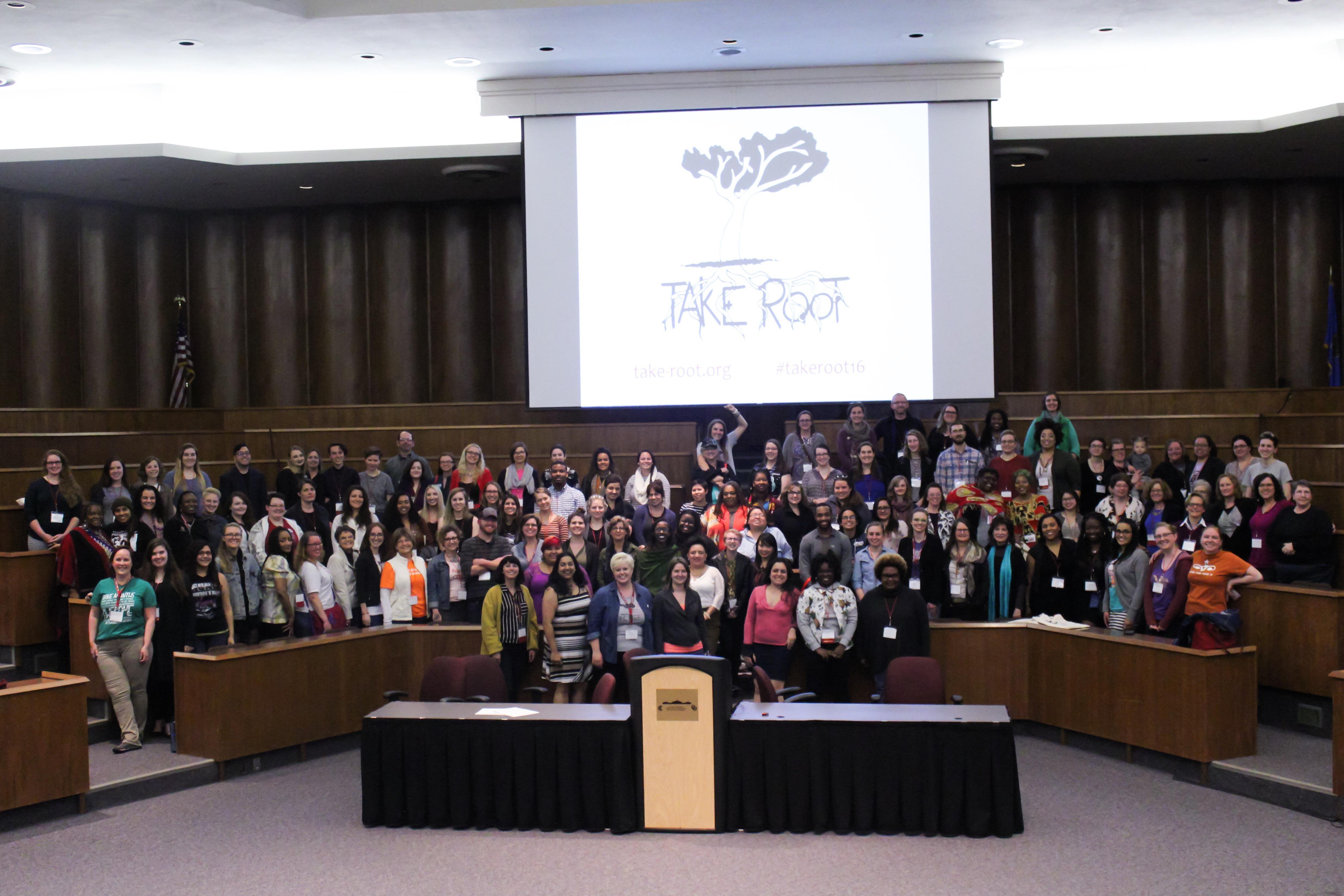 Take Root 2018: General Registration