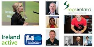Ireland Active Conference & White Flag Awards 2017,...