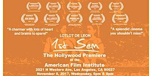 Hollywood Premiere:  1st Semester