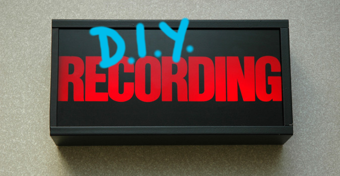 DIY Recording - Getting started