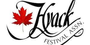 Hyack Festival Association 2018 Membership