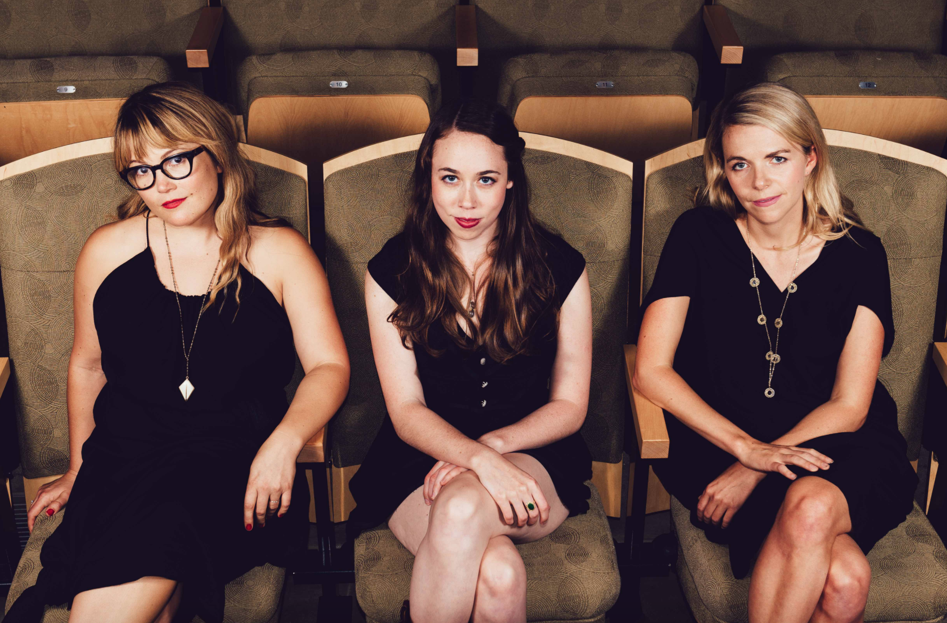 I'm With Her – Sara Watkins, Sarah Jarosz and Aoife O'Donovan presented by Old Town School of Folk Music and Thalia Hall