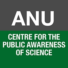 ANU Centre for the Public Awareness of Science logo