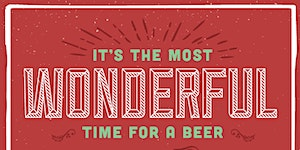 It's the Most Wonderful Time for A Beer!  Holiday Ale...