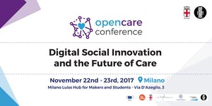 OPENCARE. Digital Social Innovation and the Future of...