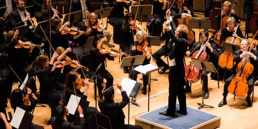 Richmond Symphony Orchestra Performs at Powhatan High School