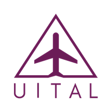 Up in the Air Life Travel Company logo