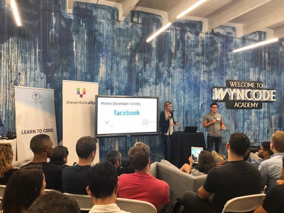 Facebook Developer Circles Topic: Facial Recognition | Miami