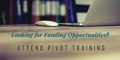 Funding Tools Training