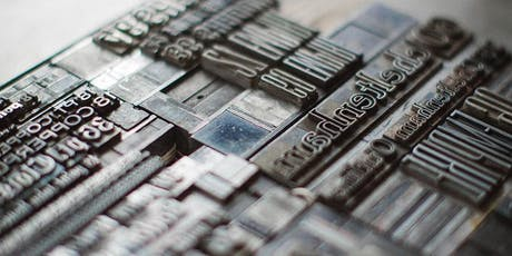 Mottos, Mantras & Movable Type tickets