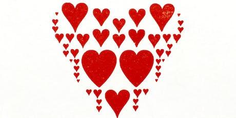 Valentines Cards tickets