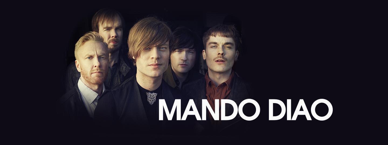 Mando Diao - FAN EXPERIENCE - UPGRADE - Madri
