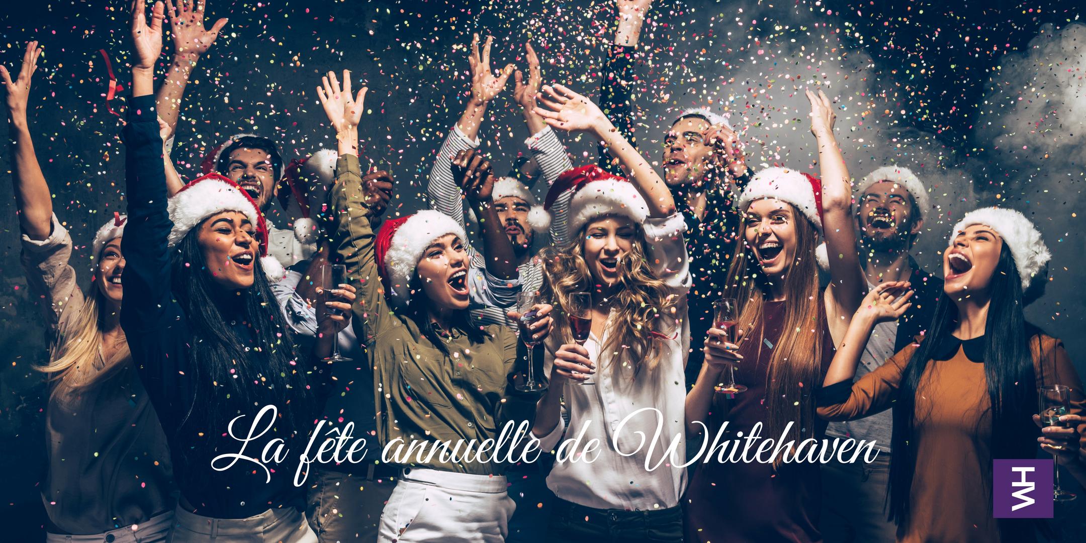 Fête Annuelle de WhiteHaven/ WhiteHaven's Annual Party