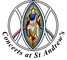 Concerts at St Andrew's logo