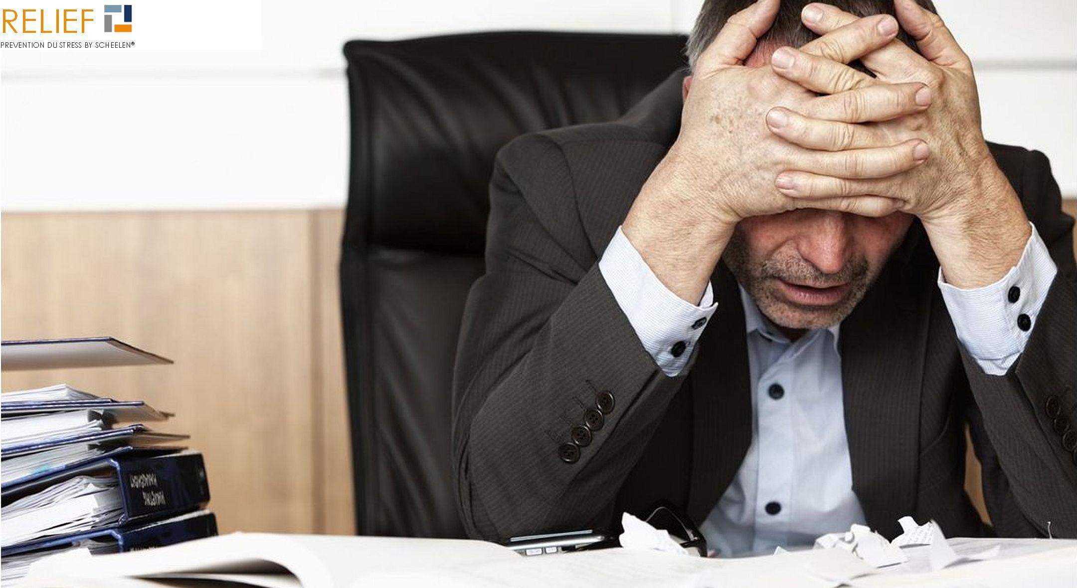 Tout le monde parle du stress - mesurez-le avec RELIEF