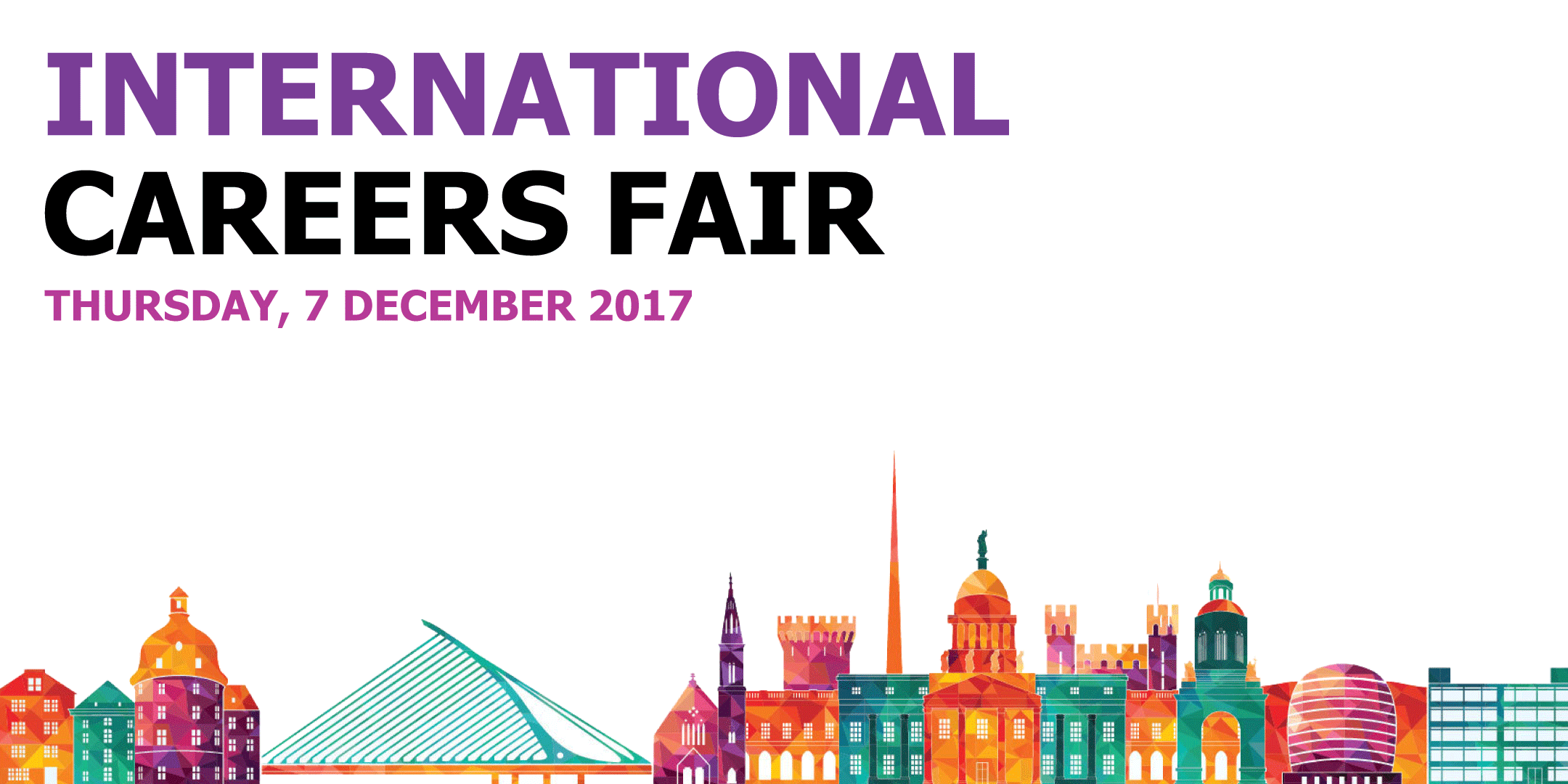 International Careers Fair - Dublin 2017