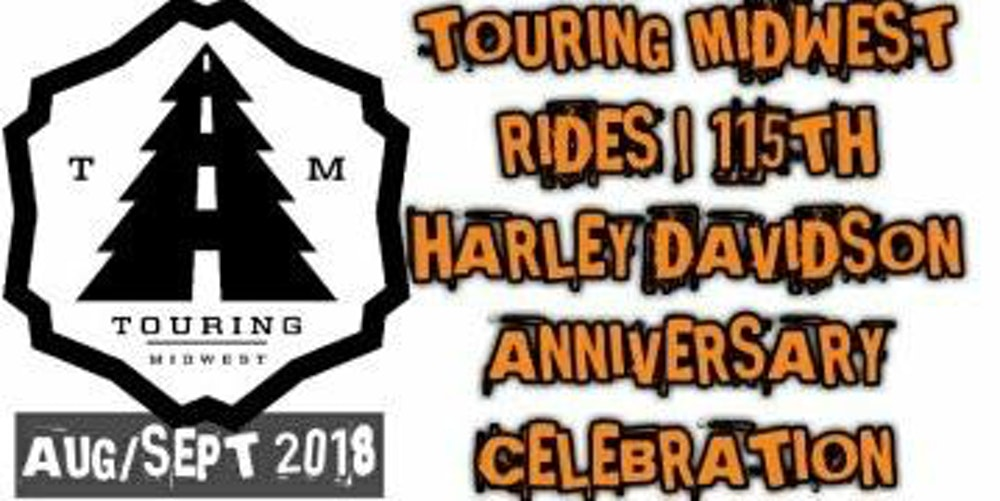 Touring Midwest Bike August