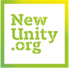 New Unity logo