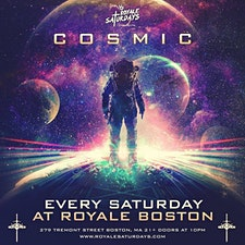 Royale Saturdays logo