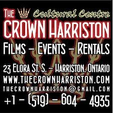 The Crown Harriston logo