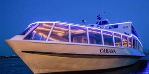 PER NEW YEARS EVE YACHT PARTY ( CABANA YACHT ) DEC...