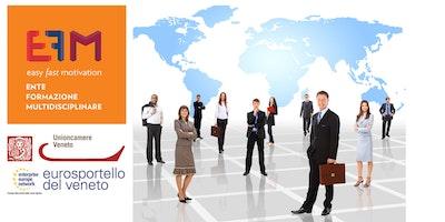 Internazionalizzazione e Competitività per Start Up e PMI