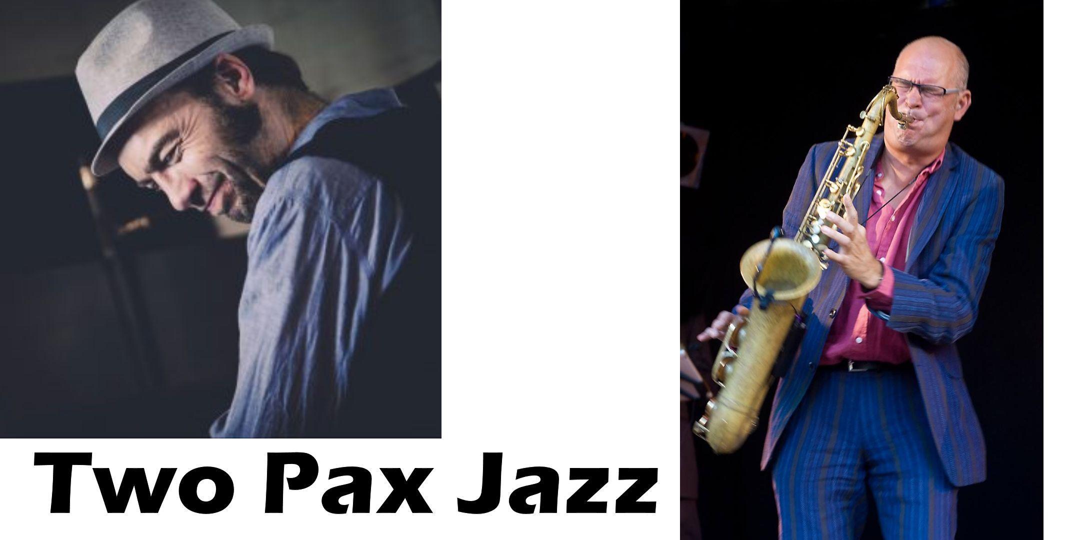 Hans Wijnbergen en Jasper Blokzijl: Two Pax J
