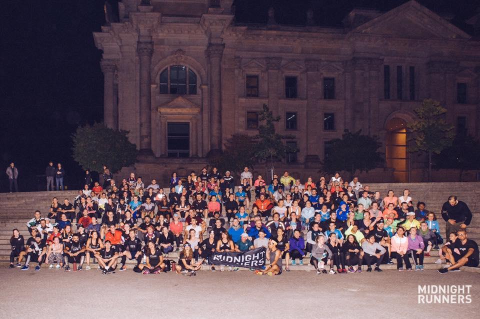 Berlin Midnight Runners - 10k Boot Camp Run with Music 22/11/17