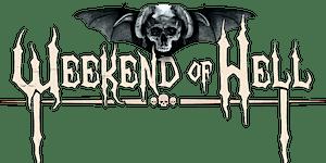 Weekend of Hell Spring Edition 2018 - Das Original