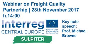 SULPiTER Webinar on Freight Quality Partnership |...